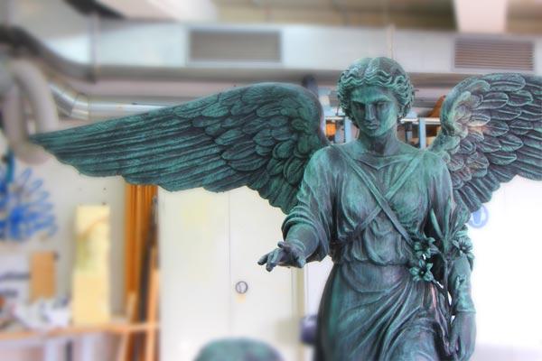 La Bohéme - Bronze imitation