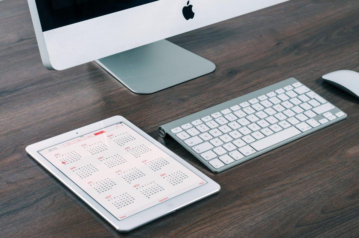 Schreibtisch bild